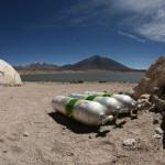 Butle nurkowe - jak to w górach;) Żegnamy Laguna Verde