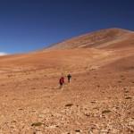Trekking - krajobrazy marsjańskie